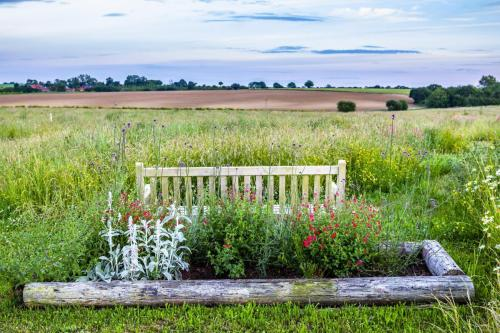 2020-06 Memorial Bench overlooking Water's Edge with View RW33